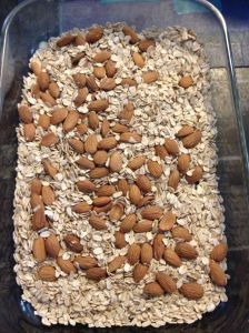 almonds & oats