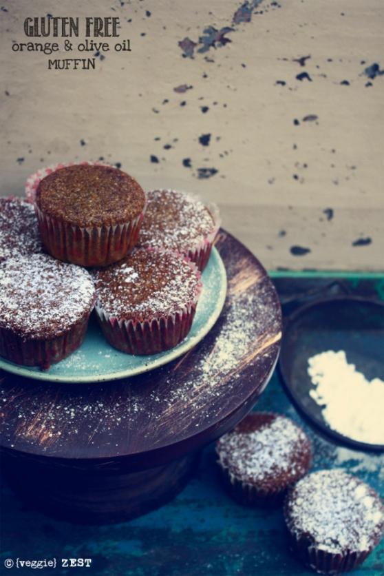 Orange Muffin